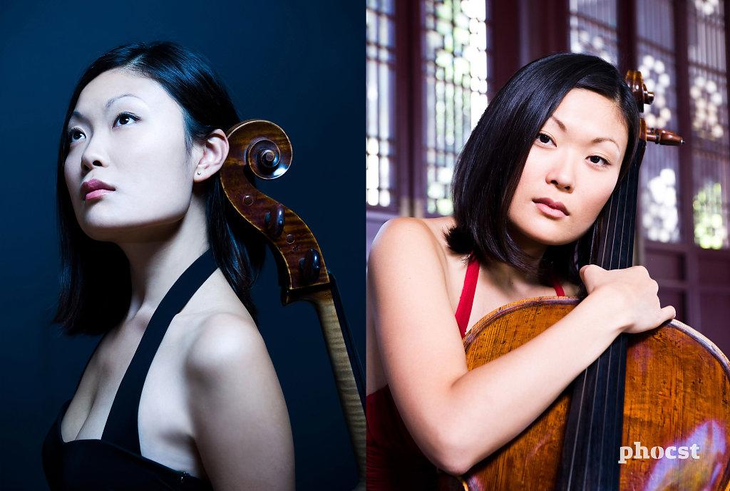 Kundin: Kaori Yamagami, Cellistin